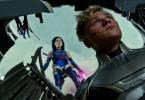 Olivia Munn Ben Hardy X-Men: Apocalypse