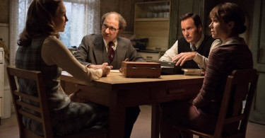 Patrick Wilson Vera Farmiga Frances O'Connor The Conjuring 2