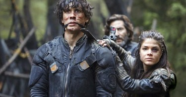 Bob Morely Marie Avgeropoulos Henry Ian Cusick The 100 Fallen