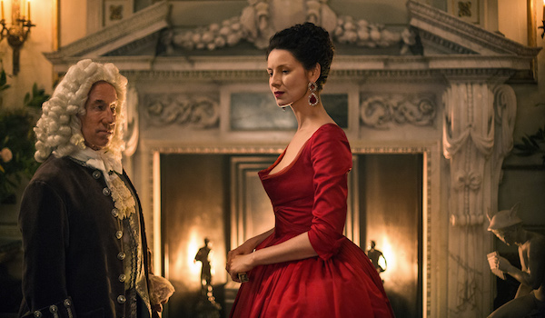 tv review outlander season  episode    scotland anymore starz filmbook