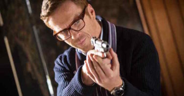 Damian Lewis Empty Gun Our Kind of Traitor