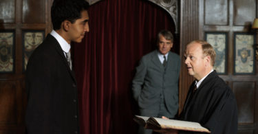 Dev Patel Jeremy Irons Toby Jones The Man Who Knew Infinity