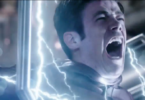 Grant Gustin Rupture The Flash Trailer