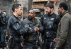 Michael Beach Isaiah Washington The 100 Join or Die