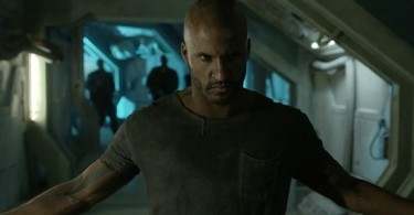 Ricky Whittle The 100 Stealing Fire