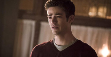 The Flash Grant Gustin The Runaway Dinosaur