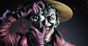 Batman: The Killing Joke Blu-ray Cover
