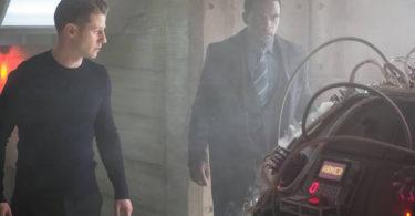 Ben McKenzie Chris Chalk Transference Gotham