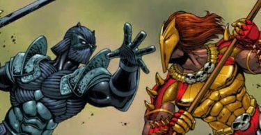 Black Panther Comic
