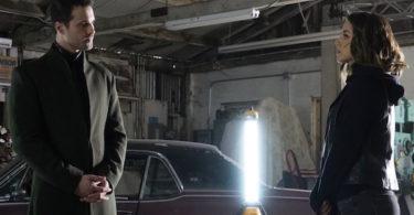 Brett Dalton Chloe Bennett Agents of SHIELD Failed Experiments