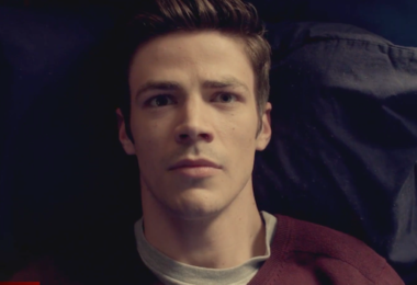 Grant Gustin The Runaway Dinosaur The Flash Trailer