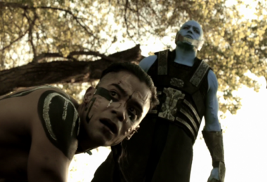 Jason Glover Kree Reaper Agents of S.H.I.E.L.D. Failed Experiments
