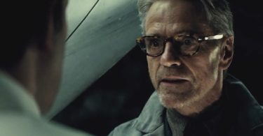 Jeremy Irons Batman V Superman Dawn Of Justice