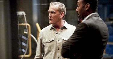 John Wesley Shipp Jesse L. Martin Rupture The Flash