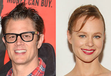 Johnny Knoxville Thora Birch