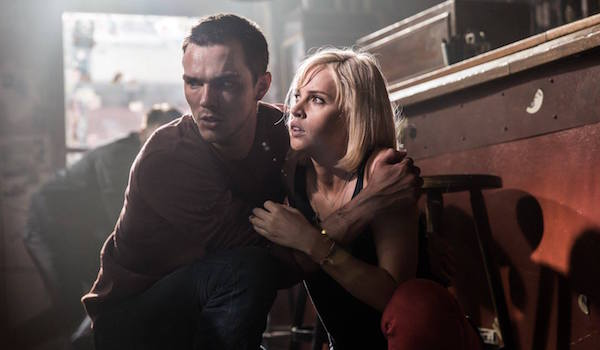 COLLIDE (2016) Movie Trailer: Nicholas Hoult Commits ...