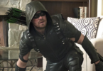Stephen Amell Arrow Lost in the Flood