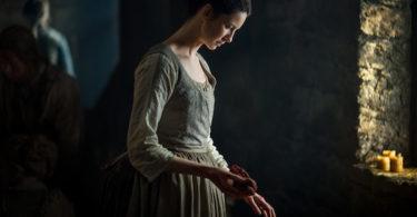 Caitriona Balfe Outlander Prestonpans