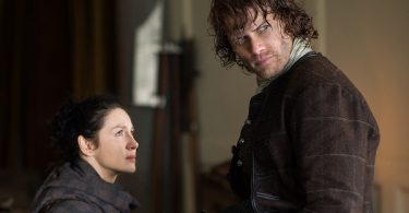 Caitriona Balfe Sam Heughan Outlander The Hail Mary