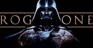 Darth Vader Rogue One A Star Wars Story Logo