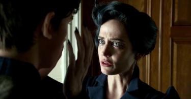 Eva Green Asa Butterfield Miss Peregrine's Home for Peculiar Children