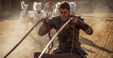 Jack Huston Toby Kebbell Ben Hur