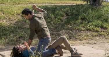 Lorenzo James Henrie Cliff Curtis Fear The Walking Dead Shiva