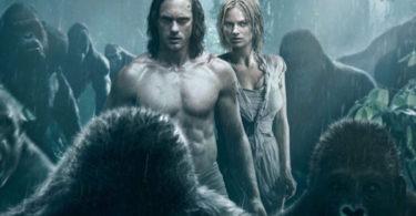The Legend of Tarzan Jane Tarzan Gorillas Movie Poster
