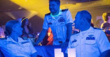 Travis Van Winkle Adam Baldwin The Scott Effect The Last Ship