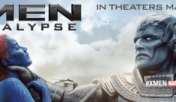 X-MEN: APOCALYPSE (2016): Studio Apologizes for Poster ...