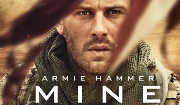 MINE (2017) Movie Trailer: Soldier Armie Hammer Must Survive Landmines & A  Desert | FilmBook