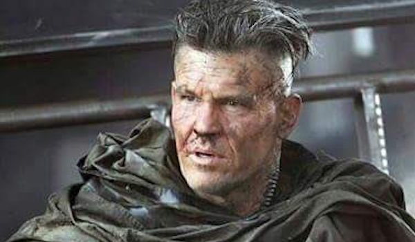 Deadpool 2 2018 Josh Brolin Images Feature A Younger