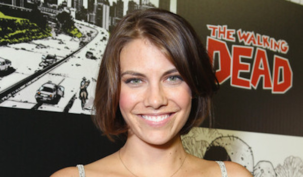 Lauren Cohan The WalkingDead 100th Issue