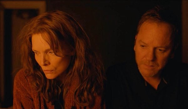 Michelle Pfeiffer Kiefer Sutherland Where is Kyra?