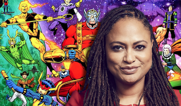Ava DuVernay New Gods Comic Book