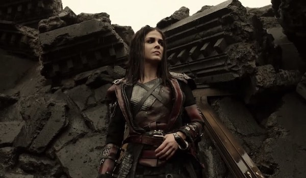 Marie Avgeropoulos The 100 Season 5