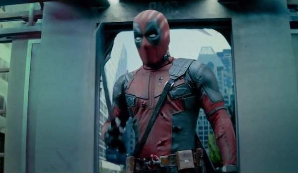 Ryan Reynolds Deadpool 2