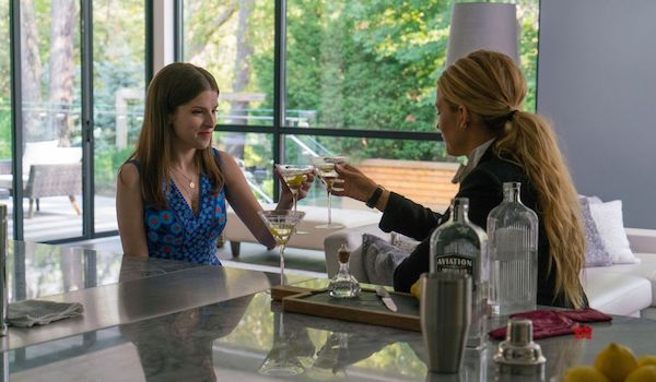 Anna Kendrick Blake Lively A Simple Favor