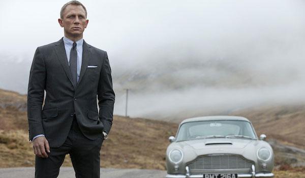 Daniel Craig Skyfall