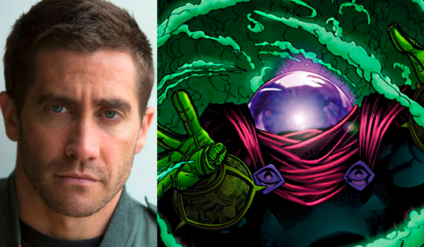Jake Gyllenhaal Mysterio Comic Book