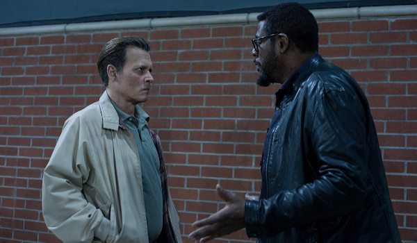 Johnny Depp Forest Whitaker City of Lies