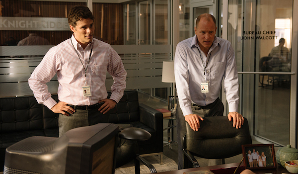 Woody Harrelson James Marsden Shock and Awe