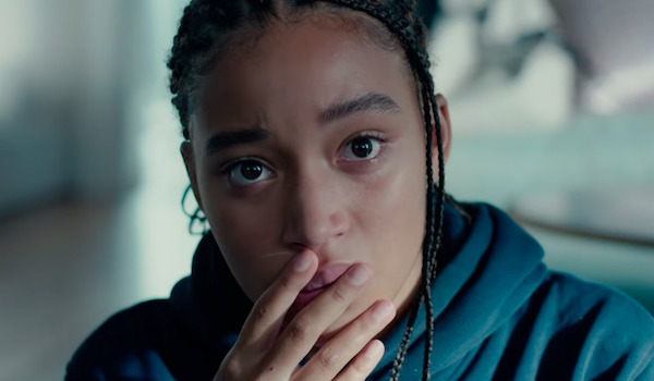Amandla Stenberg The Hate U Give