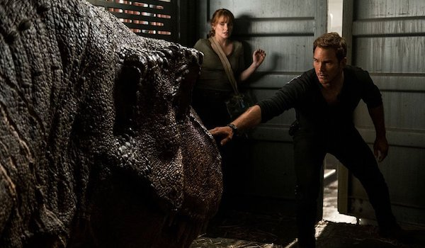 Chris Pratt Bryce Dallas Howard Jurassic World: Fallen Kingdom
