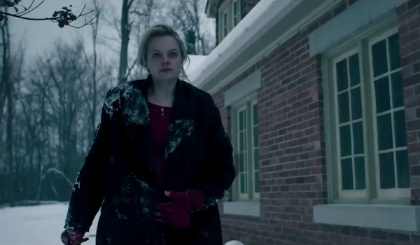 Elisabeth Moss The Handmaid's Tale Season 2 Episode 11
