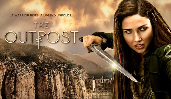 The Outpost TV Show Banner Poster