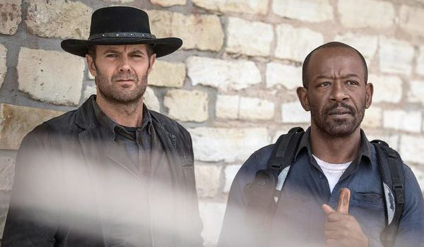 Lennie James Garrett Dillahunt Fear the Walking Dead Season 4B