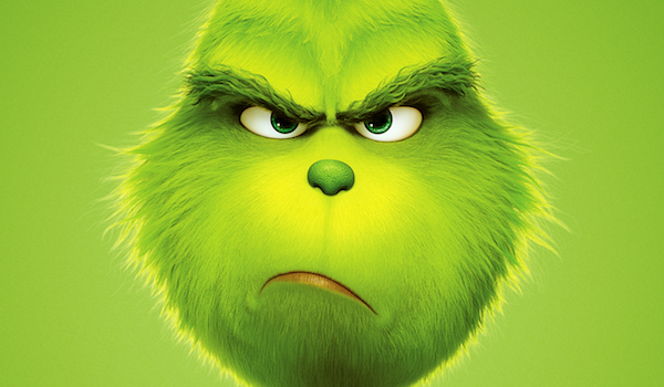 Benedict Cumberbatch The Grinch