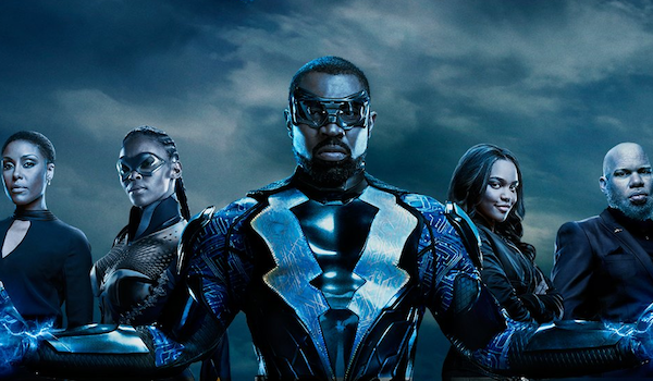 Black Lightning Season 2 Key Art