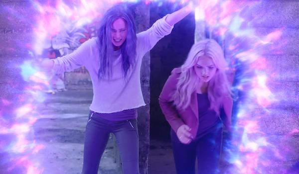 Jamie Chung Natalie Alyn Lind The Gifted eMergence